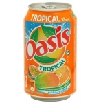 Oasis Tropical 33cl- CB